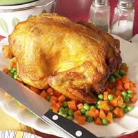 Choosing A Turkey Christmas Turkey Tips
