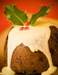 Christmas Pudding Gluten-free