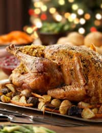 Christmas Turkey Timing Cooking Help