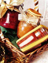 Make Gift Christmas Food Hamper Make