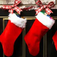 Stocking Sock Saint Nicholas Sinterklaas