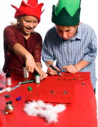 Christmas Crafts For The Children